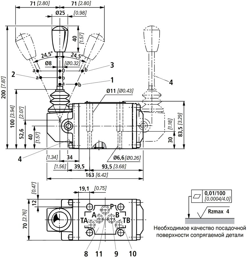 ВММ10 с ручным управлением